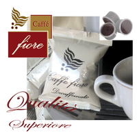 Decaffeinato in Capsule pvc