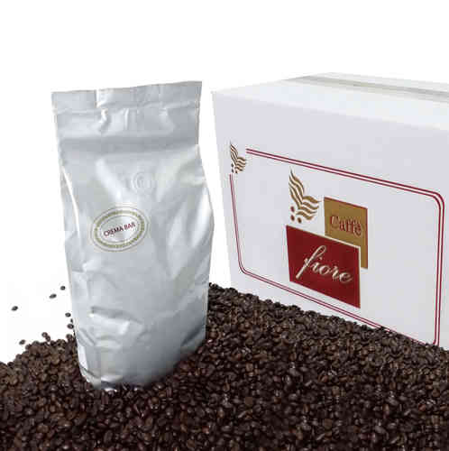 Caffè fiore Coffee beans Quality Crema Bar
