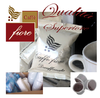 Kit Caffè fiore Decaffeinated capsules + accessories
