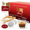 Caffè fiore Coffee Pods flavored with Ginseng