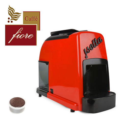 Coffee machine with capsule Didiesse Isotta
