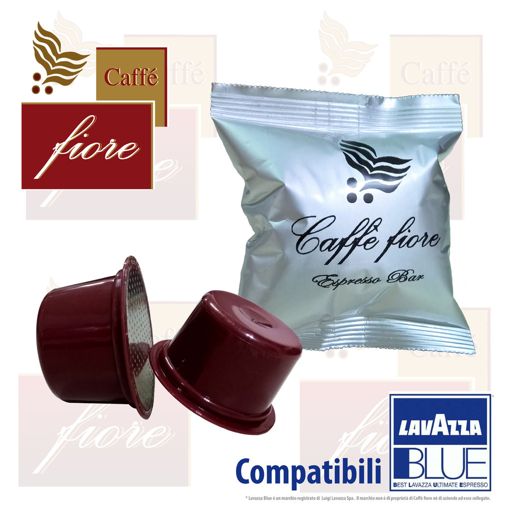 Espresso Bar - Compatible Blue Lavazza capsules