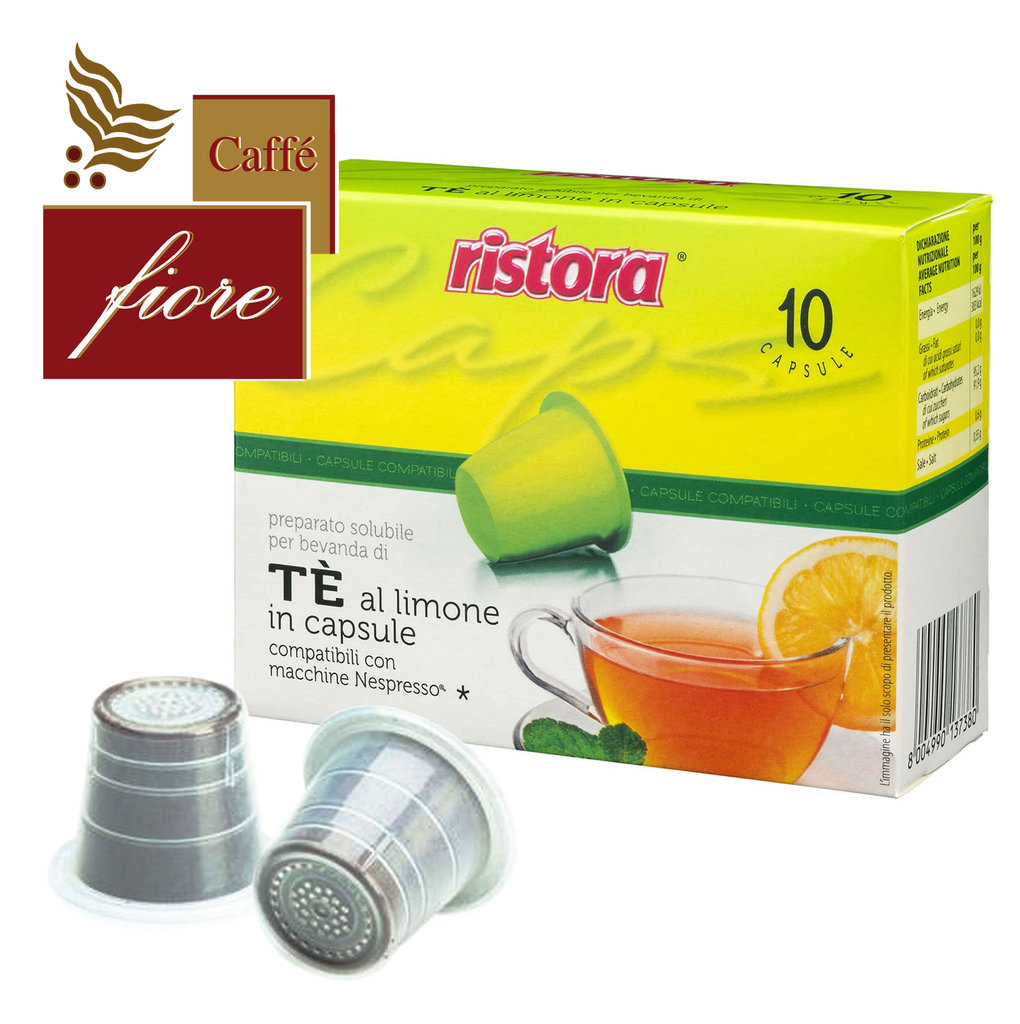 Nespresso compatible Lemon Tea