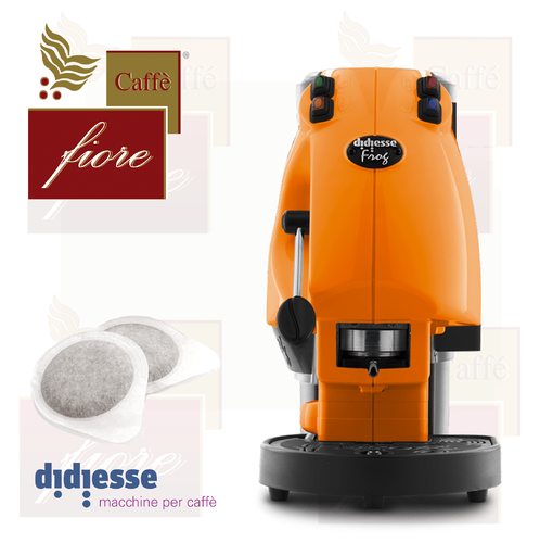 Coffee Machine Didiesse Frog