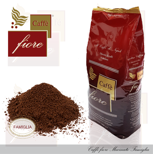 Caffè fiore ground coffee Family