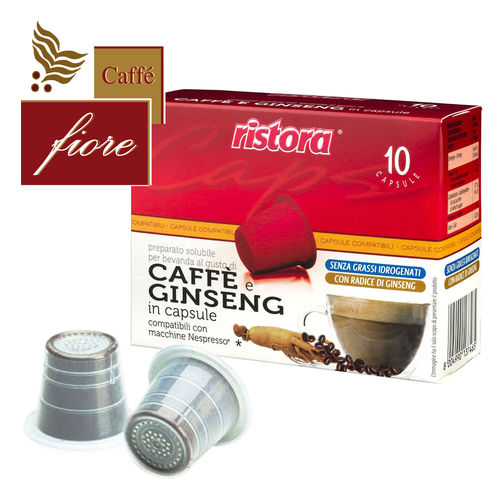 Nespresso compatible Ginseng Coffee